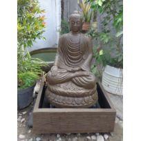 Fontaine Bouddha Exterieur fontaine bouddha exterieure de jardin - achat fontaine bouddha