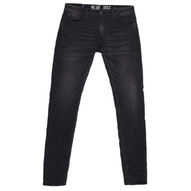 c496f760ede1 homme cher Achat Jeans 70011Noir 36 pas Vente Ltc Pantalon 8SOqPP