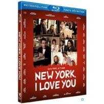 Metro - New-York I love you Blu-ray