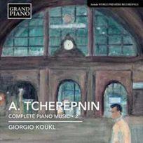 Grand Piano - Alexander Tcherepnine - Intégrale de la musique pour piano Vol. 2