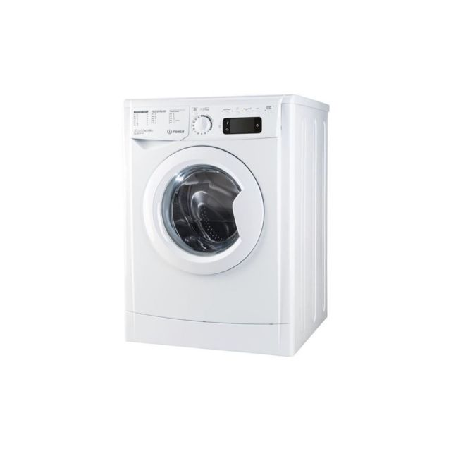 Indesit Ewe71483weu Lave - Linge Frontal - 7 Kg - 1400 Trs - A+++ - Moteur Induction