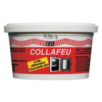 Geb - Collafeu - colle produits réfractaires 300 g