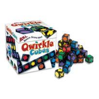 Green Board Games - MindWare Jeu Qwirkle Cubes Version Multilngue Français Inclus
