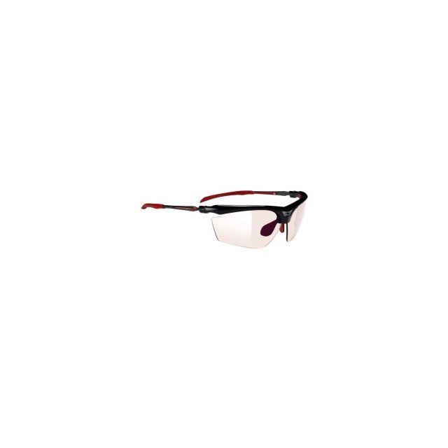 Rudy Project - Lunettes Magster noir brillant avec verres ImpactX ... 7b2765dec20c