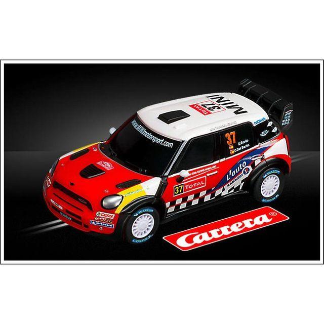 Carrera 20061239 Go!!! - Mini Countryman Wrc \