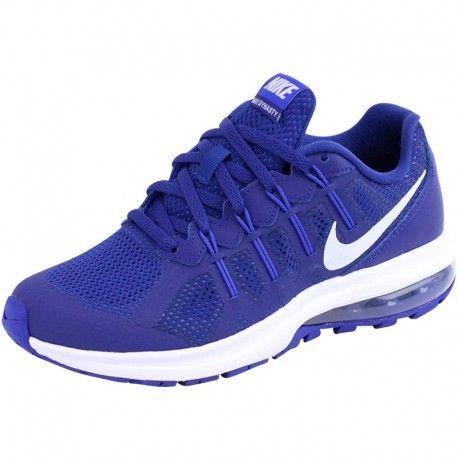 Nike Chaussures Bleu Air Max Dynasty Garçon pas cher