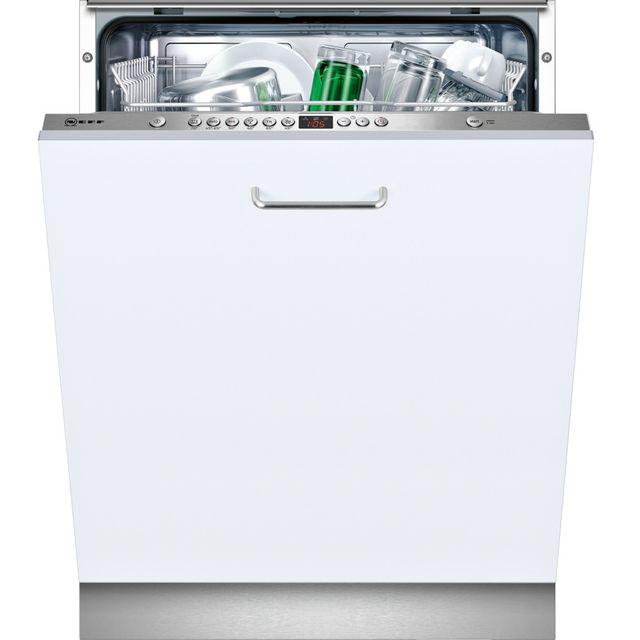 NEFF lave-vaisselle 60cm 12 couverts a+ tout intégrable - s513a60x0e