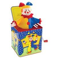 Schylling - 4920288 - Farce Et Attrape - Jester In The Box