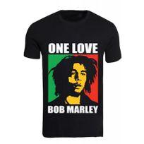 Magic custom - Bob Marley - T-shirt One Love