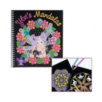 Ylvi - and the Minimoomis - Album de Coloriage Mandalas à Spirales