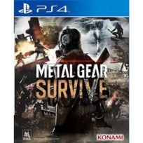 KONAMI - Metal Gear Survive - PS4