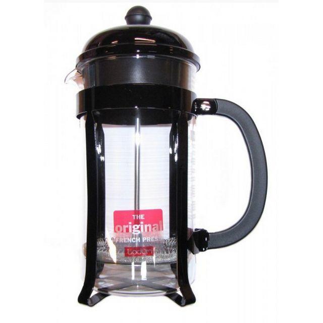 BODUM cafetière à piston 8 tasses 1l noire - 1928-01