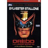 Cecchi Gori E.E. Home Video Srl - Dredd - La Legge Sono Io IMPORT Italien, IMPORT Dvd - Edition simple