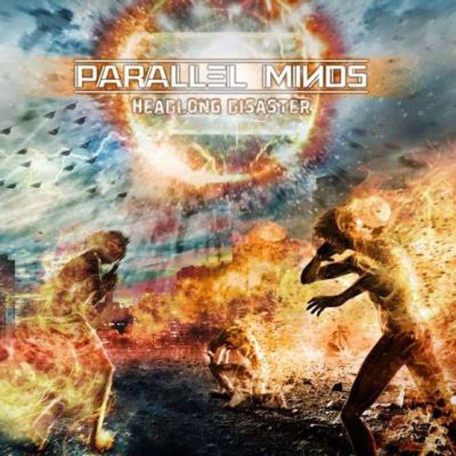 Parallel Mind - Headlong disaster Boitier cristal