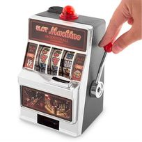 Vimeu-Outillage - Tirelire Machine Jackpot