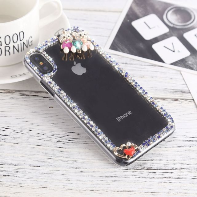 coque iphone x ours