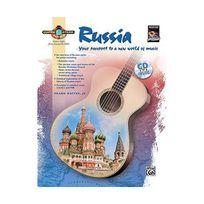 Alfred Pakketbrievenbussen - Guitar Atlas Russia Your Passport To A New World Of Music + Cd
