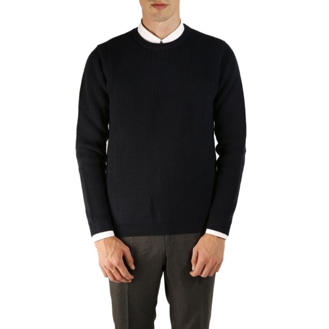 17fa5e09a9e2 Bruce Field - Ce Pull homme en maille anglaise - 5271 - pas cher Achat   Vente  Pull homme - RueDuCommerce