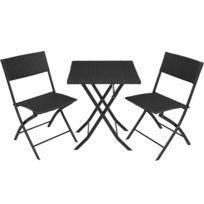 Nouveautés Table et Chaises de jardin plastique - Achat Nouveautés ...