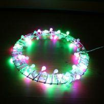 Blachere Illumination - Couronne cherry milky multicolores - Multicolore