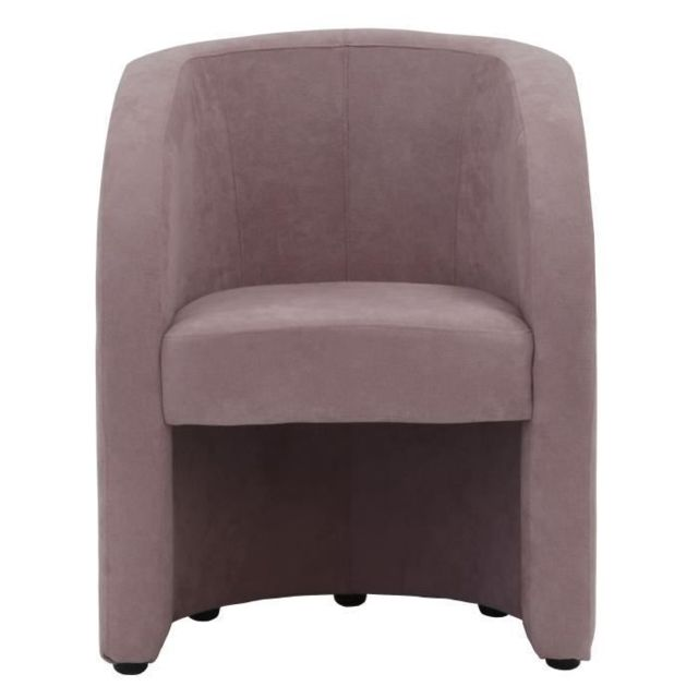 FAUTEUIL TED Fauteuil SORO rose
