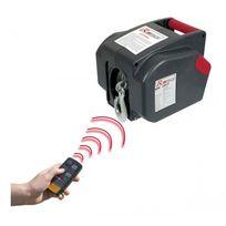 Ribimex - Treuil voiture 12 volts avant/arrière à télécommande radio