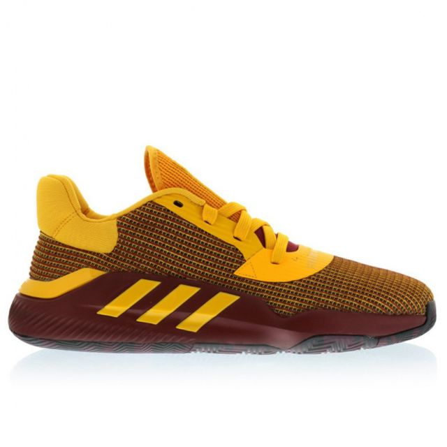 Adidas Chaussures de Basketball Pro Bounce 2019 low Fear