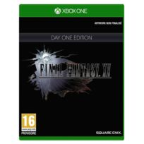 SQUARE ENIX - Final Fantasy XV - Day One - Xbox One