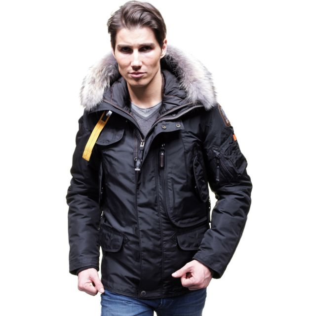 Parajumpers - Blouson Right Hand Black