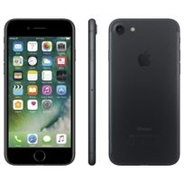 APPLE - iPhone 7 - 128 Go - Noir - Reconditionné