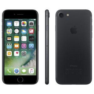 destockage apple iphone 7 128 go noir reconditionn pas cher achat vente smartphone. Black Bedroom Furniture Sets. Home Design Ideas