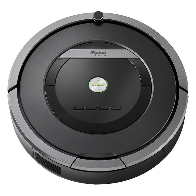 irobot aspirateur robot roomba 871 noir achat aspirateur robot. Black Bedroom Furniture Sets. Home Design Ideas