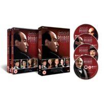 Itv Studios - Poirot - Collection 8 IMPORT Anglais, IMPORT Coffret De 4 Dvd - Edition simple