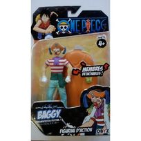 Obyz - One Piece - Action Figure - Figurine Baggy 12 cm