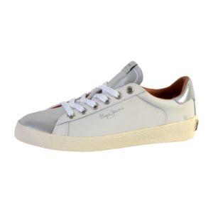 Pepe jeans Chaussures Basket Portobello W Pepe jeans soldes SAh955i