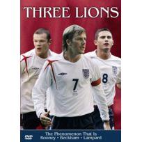 2 Entertain - Three Lions - Import Zone 2 Uk ANGLAIS Uniquement Dvd - Edition simple