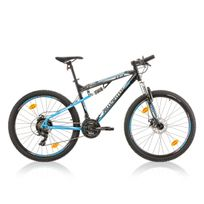 "Allcarter - Vtt All Carter Apolon 27.5"" Noir/bleu 2017"
