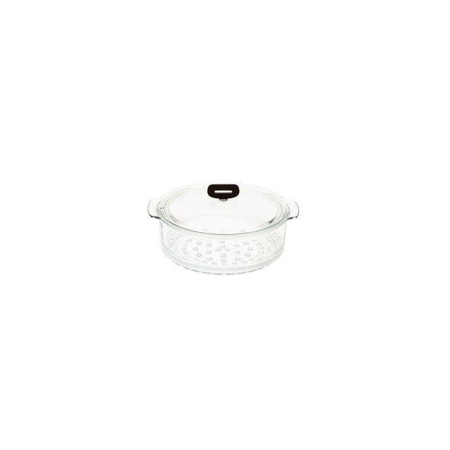 cookway cuit vapeur en verre avec couvercle 20 cm achat cuiseur vapeur. Black Bedroom Furniture Sets. Home Design Ideas