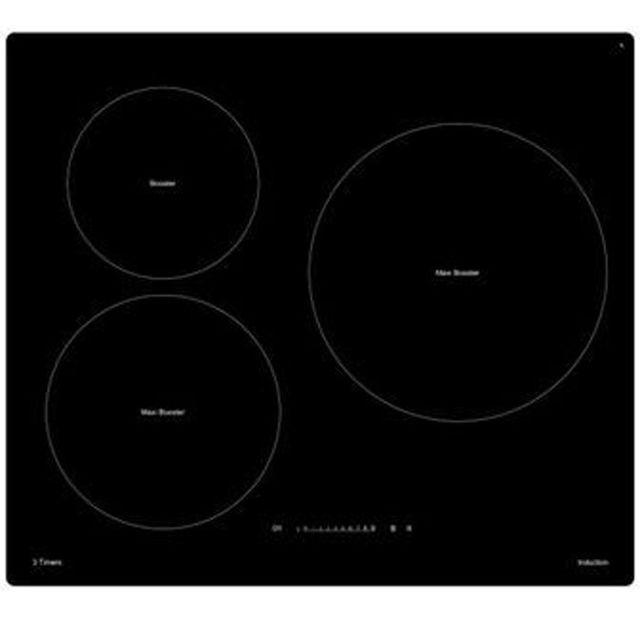 Sogelux Table de cuisson induction Psi395N noire