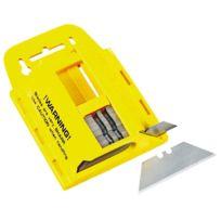 Ampro - Jeu 50 lames cutter+ étui de protect T23204