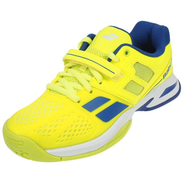 big discount wholesale price lace up in Babolat - Chaussures tennis Propulse bpm jr jaune Jaune ...