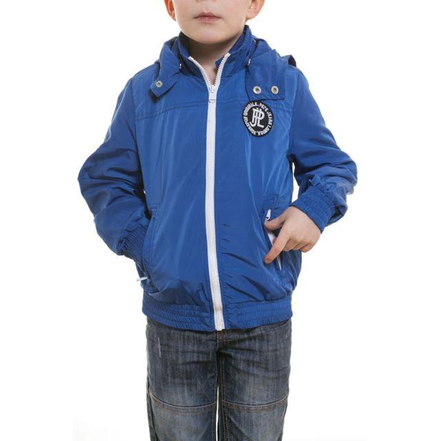 a765867da865b Pepe Jeans - Blouson Jacob blue - pas cher Achat   Vente Blouson ...