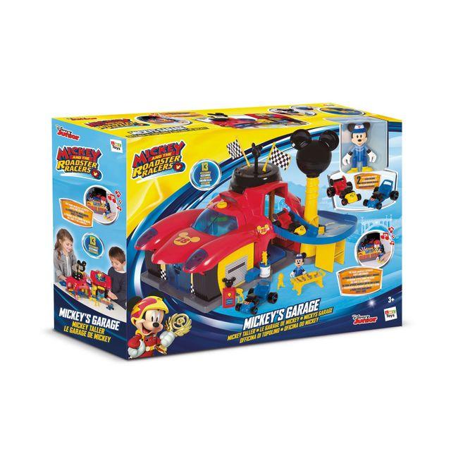 MINNIE Garage de Mickey & ses amis Top départ - 182493