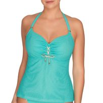 Primadonna Swim - Haut de maillot tankini avec soutien-gorge à armature intégré Jet set Mermaid
