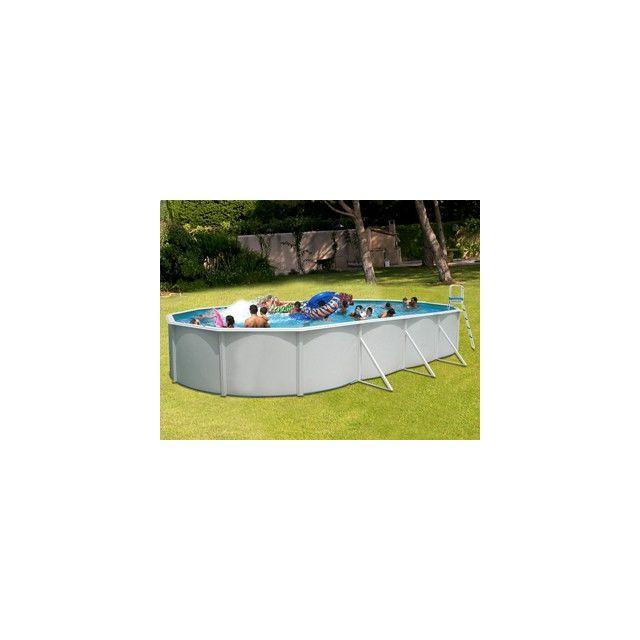 toi pool zen spa kit piscine hors sol acier magnum ovalada ovale x x laqu. Black Bedroom Furniture Sets. Home Design Ideas