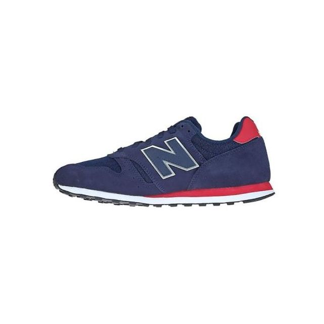 chaussures new balance ml 373 bleu marine rouge