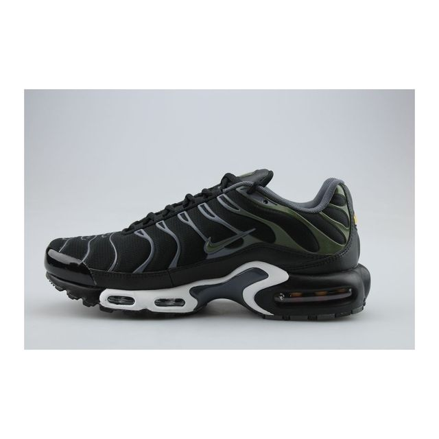 Nike - Air Max Plus Tn Noir Noir/Gris/Olive