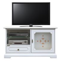 Arteferretto - Meuble Tv Midi Top Glass