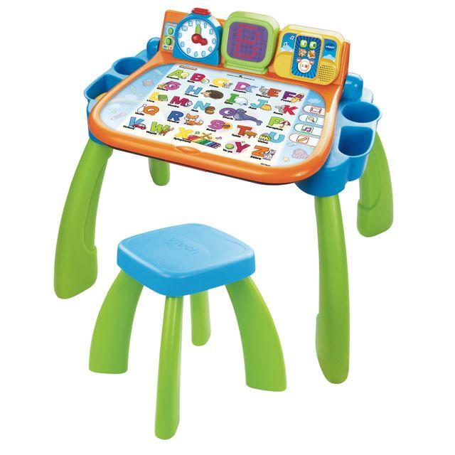 vtech - magi bureau interactif 3 en 1 mixte - 154605   vente jouet  u00e9lectronique