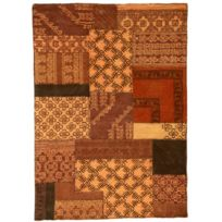 Tapis Marron orange - Achat Tapis Marron orange pas cher ...